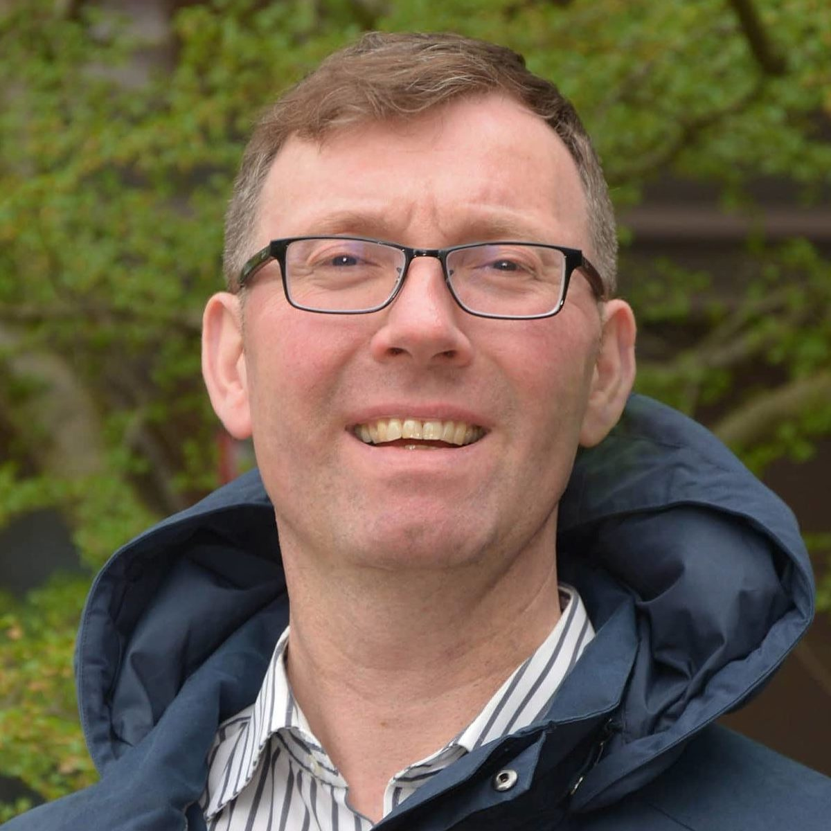 Prof Folker Spitzenberger